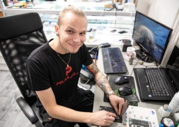 Datanomi  Antti Saariston Fenix huolto täyttää ensi vuonna jo viisi vuotta.