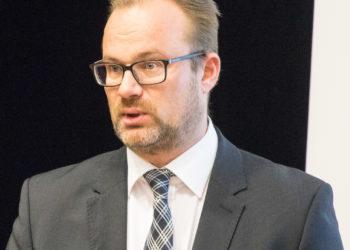 Kaupunginjohtaja Jarkko Malmberg johtaa kaupungin elinkeinopolitiikkaa, joka on ottanut pitkän loikan kahden viime vuoden aikana.