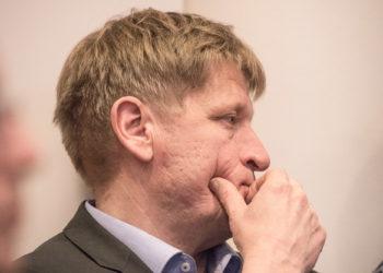 Pekka Kares on yksi johtavista virkamiehistä, joiden palkkoja ollaan tarkistamassa marraskuun alusta lukien.
