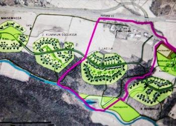 Maisemakylien rakentuminen tai rakentumatta jääminen ratkaisee Mouhijärven tulevaisuuden.