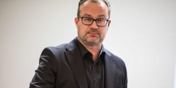 Kaupunginjohtaja Jarkko Malmberg.