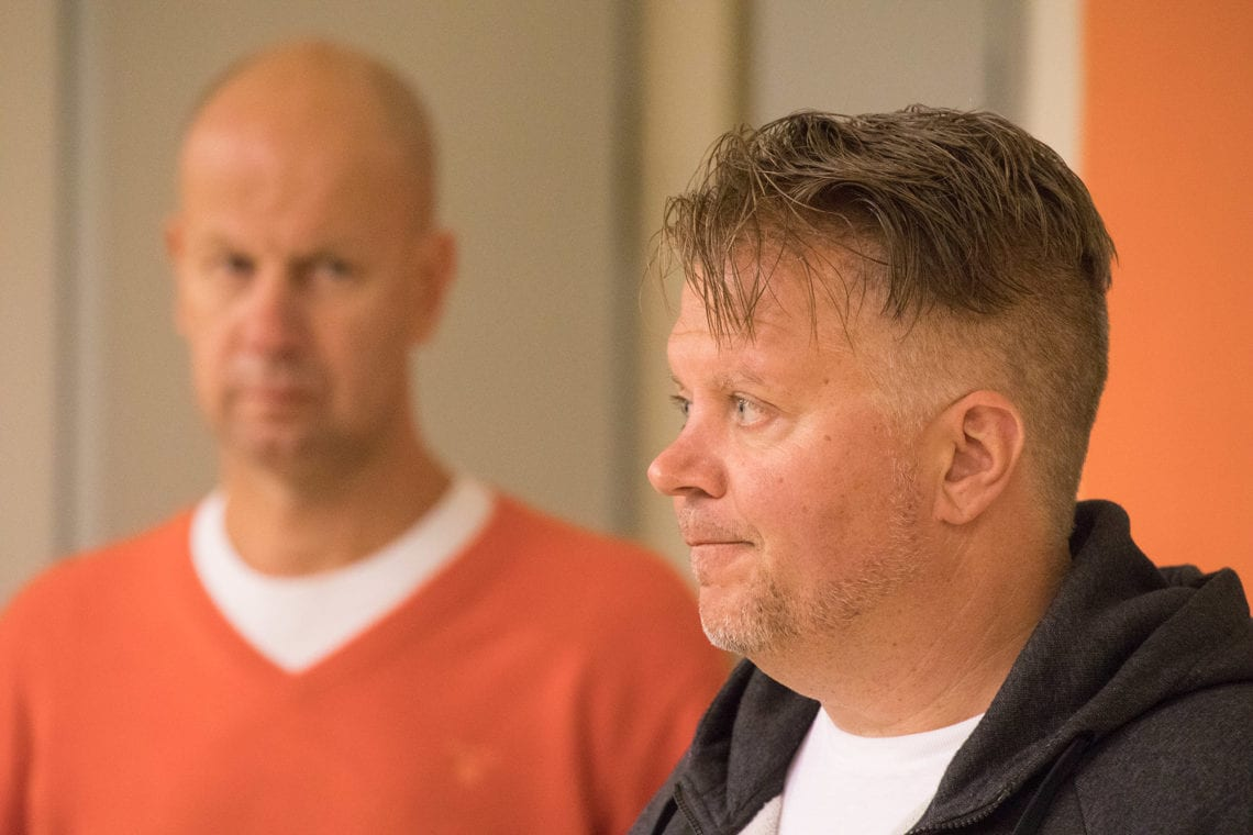 Juha Kallio on Abnoy Oy:n perustaneen Nauha ry:n toiminnanjohtajana.