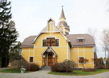 Keikyän kirkko.