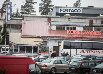 Runsaasti työpaikkoja on muun muassa tulevan yrityspuisto Sykkeen alueen yrityksissä.