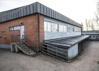 Suodenniemeläisten ykkösvaihtoehto lienee Mouhijärven yhteiskoulun sali.