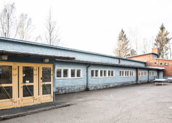 Valtuusto päättää ensimmäisenä muun muassa Mouhijärven yhteiskoulun vanhojen tilojen kohtalosta.