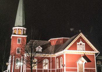 Kiikan kirkko lienee yksi Sastamalan merkittävimmistä.