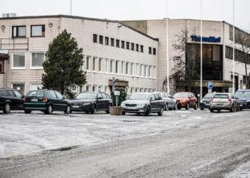 Jackon Finland sai maksettavakseen kahden miljoonan euron seuraamusmaksun lain vastaisesta kilpailun rajoittamisesta. Kuva Sastamalan yksiköstä. Kuva on kartelliepäilysten alkuvaiheesta parin vuoden takaa.