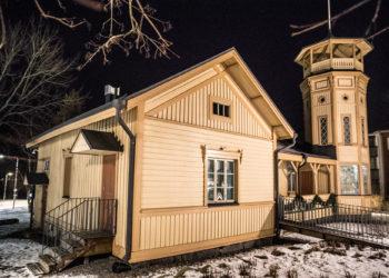 Sastamalan seudun museon muutto tornihuvilaan on ollut ilmeisen onnistunut ratkaisu.