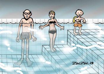 Uimahallista on ollut määrä tulla varsin monikäyttöinen.