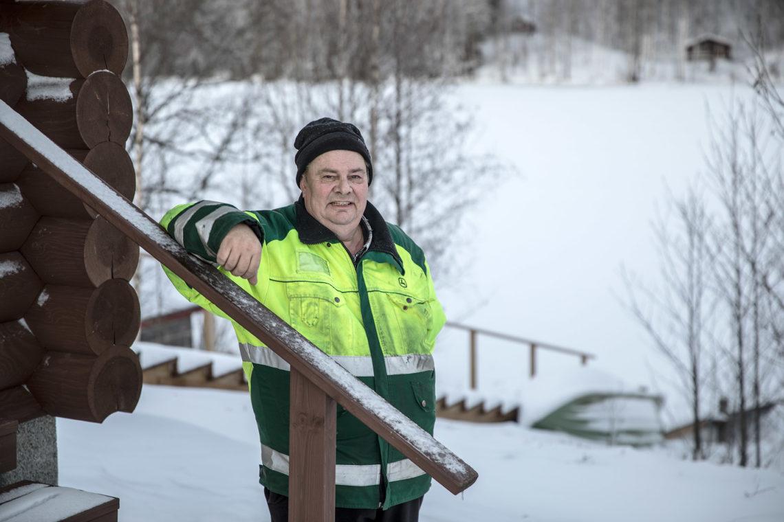 Viime vuonna perustettu hoitoyhdistys ryhtyy Timo Rajalan johdolla kunnostamaan järveä keväällä, mikäli aluehallintoviranomainen odotetusti antaa hankkeelle luvan.