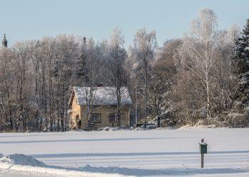 Kaava-alue sijaitsee Mustianojalla, Mouhijärventien varressa puolisen kilometriä kirkosta Häijään suuntaan.