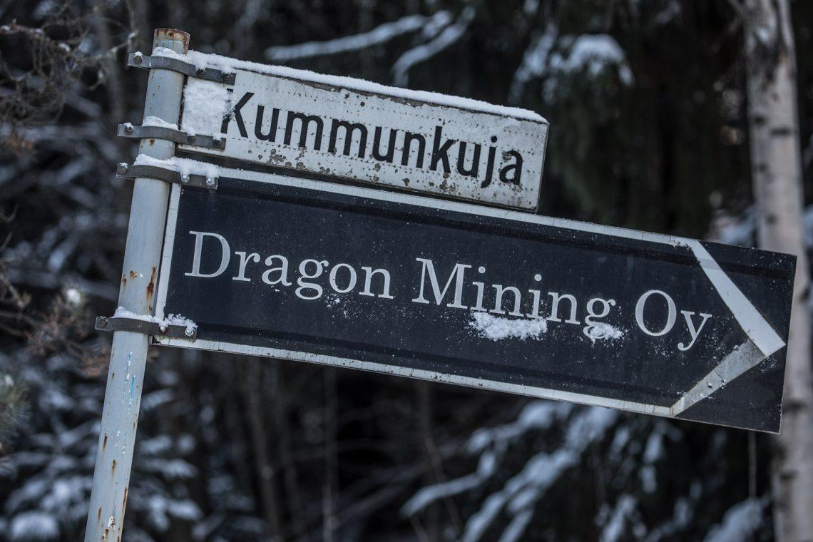 Dragon Mining toimii monella paikkakunnalla. Vakuudet toiminnan mahdollisesti aiheuttamien  ympäristövahinkojen korvaamisen varalta ovat vähäisiä.