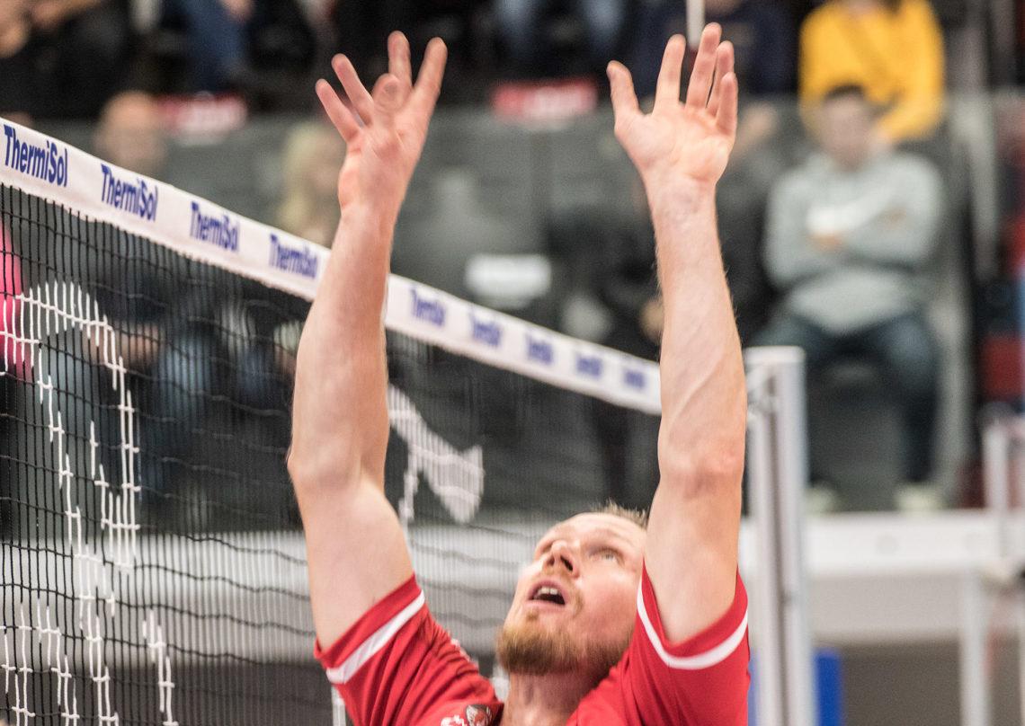 Mikko Esko oli jälleen kerran Valepan tuki ja turva.