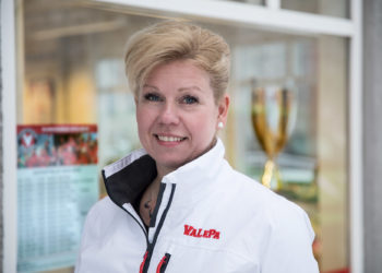 Valepan toiminnanjohtaja Hanna Arve-Talvitie sanoo vaikeuksien olevan ohimenevää laatua.