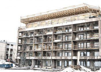 Asuntolainojen määrä on Sastamalassa laskussa. Sastamalan Osuuspankin rahoitustoiminta lisääntyi siitä huolimatta kuusi prosenttia.
