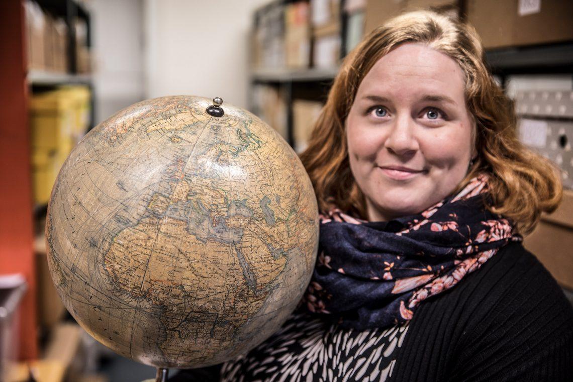Amanuenssi Emma Kurjen mukaan ruuhet, joiden puun ikä on määritetty, ovat kaupungin omaisuutta.