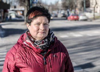 Leena Saarela.