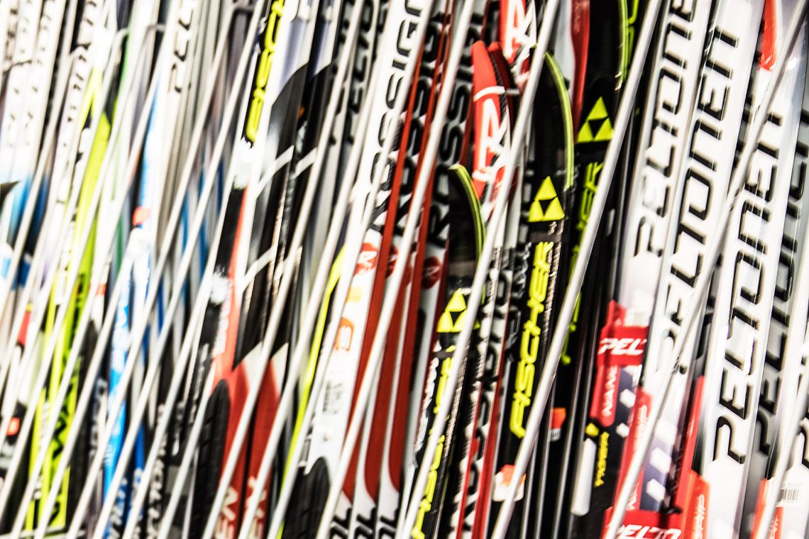 Katri Lylynperä kamppailee torstaina hiihdon maailman mestaruudesta.