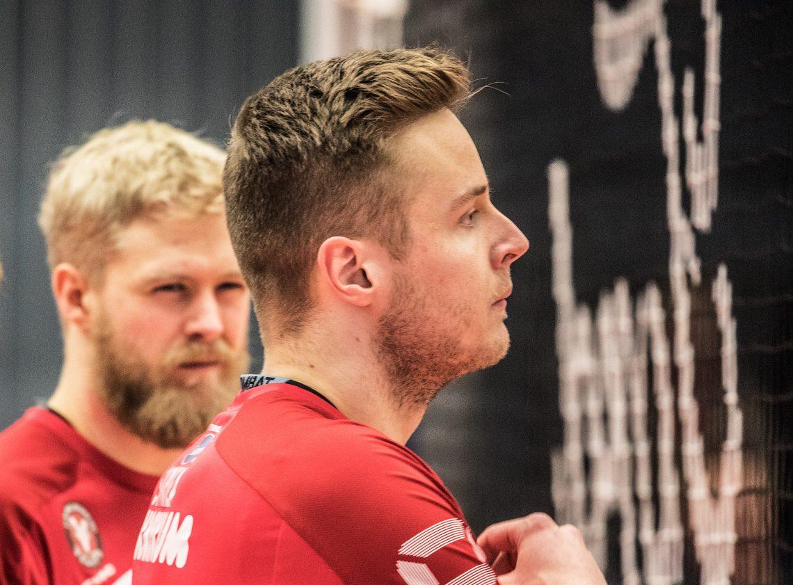 Erik Sundberg ja Tommi Siirilä tekivät ensimmäisessä erässä yhteensä yhdeksän pistettä.