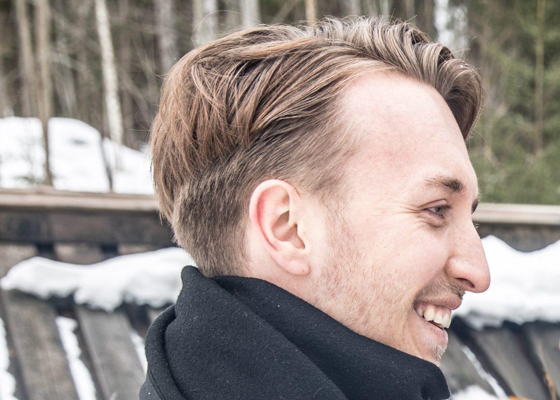 Ilmari Nurminen.