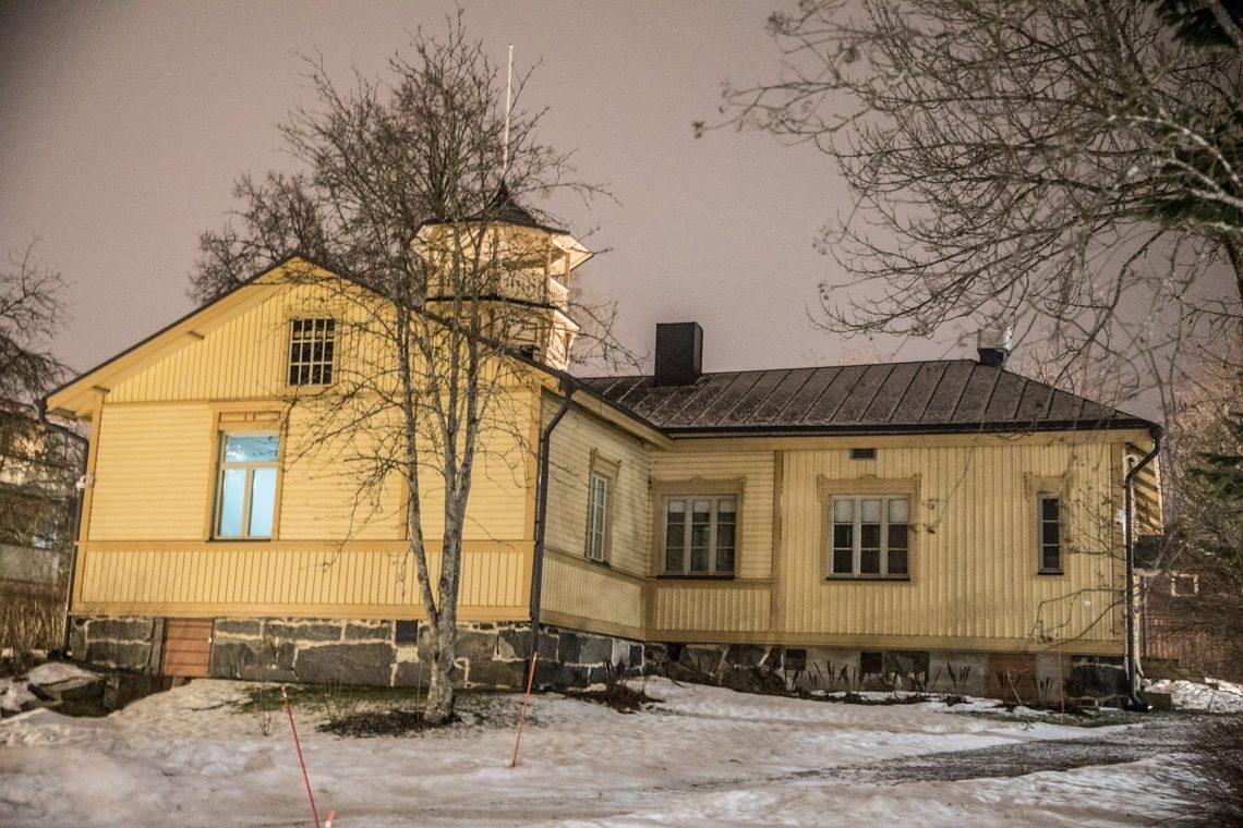 Tornihuvila on perussuomalaisten aloitteen mukaan sopimaton museoksi.