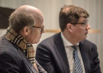 Entinen kansanedustaja Kimmo Sasi ilmoitti tukevansa Arto Satosen vaalikampanjaa.