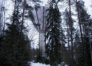 Telemastoa varten ollaan vuokraamassa maata vesitornin Varilan koulun puolella olevalta kalliolta.