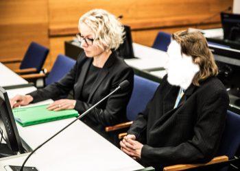 Puolustusasianajaja Minna Pilviö ja äitinsä surmannut viisikymmpinen karkkulaismies