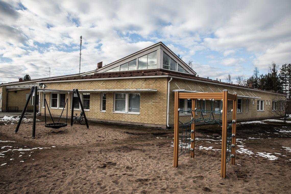 Suodenniemen koulun yhteyteen kaavaillaan monipalvelukeskusta.