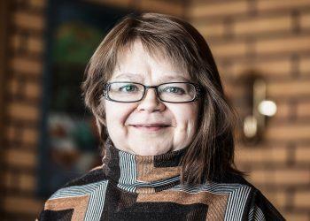 Susanna Riekkinen.