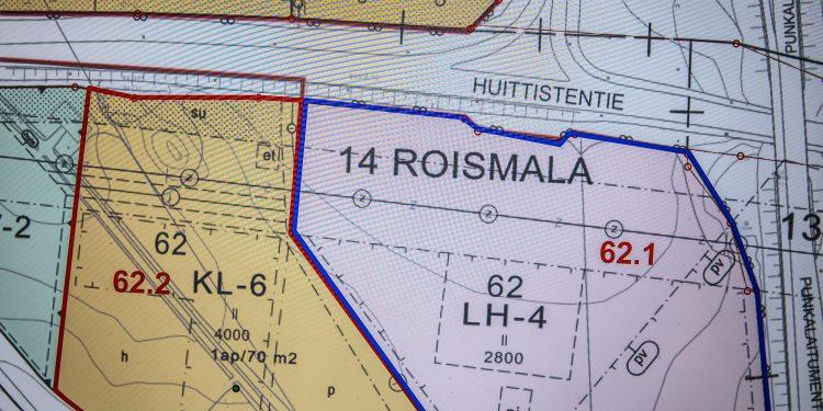 Valtakunnallinen kiinteistösijoitusyhtiö on varannut liiketontit valtatien 12 varresta vastapäätä Levorannan autoliikettä.