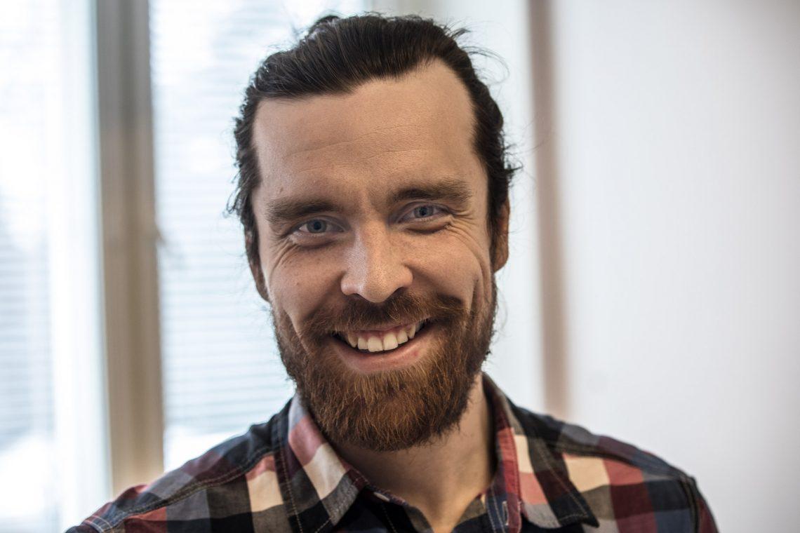 Varhaiskasvatusjohtaja Jarmo Korhonen.