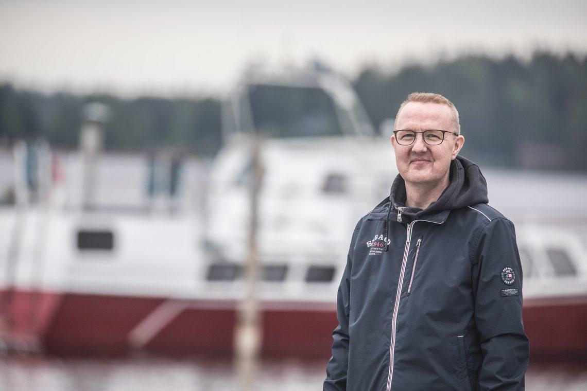 Juha Metsämäen mukaan Sastamalasta olisi saatavissa erinomainen kesäkaupunki pienellä rahalla. Moni aina vesistön  liepeillä asunut ei tunnu mieltävän sen tarjoaman voimavaran mahdollisuuksia.