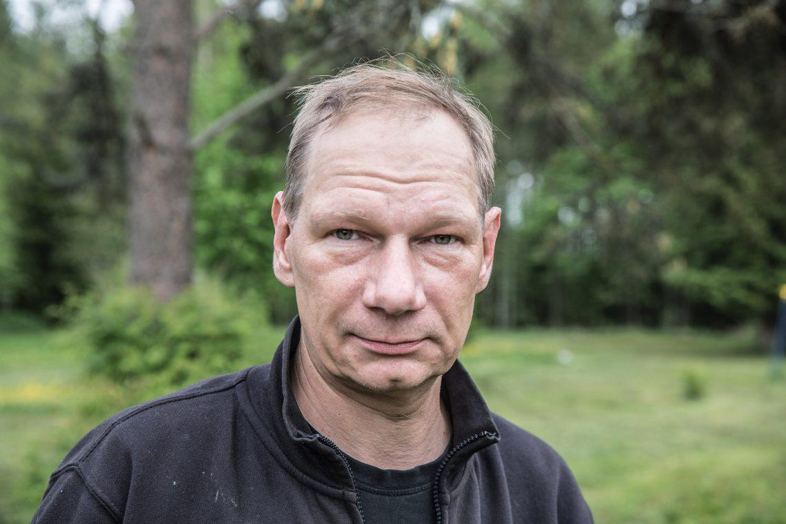 Jarkko Mäkipää.