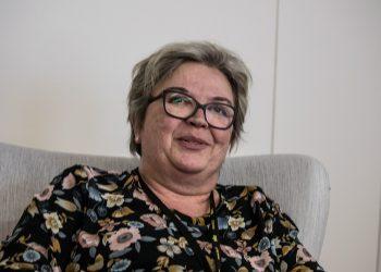 Rikosuhripäivystyksen toiminnanohjaaja Tiina Iso-Aho. Sastamalassa toiminnaohjaajana toimii myös Mira Kaaja, joka esiteltiin sosiaaliasiamiehen palveluista kertovassa jutussa pari viikko sitten.