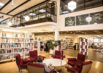 Avointa varhaiskasvatusta aletaan järjestää pääkirjaston toisessa kerroksessa.