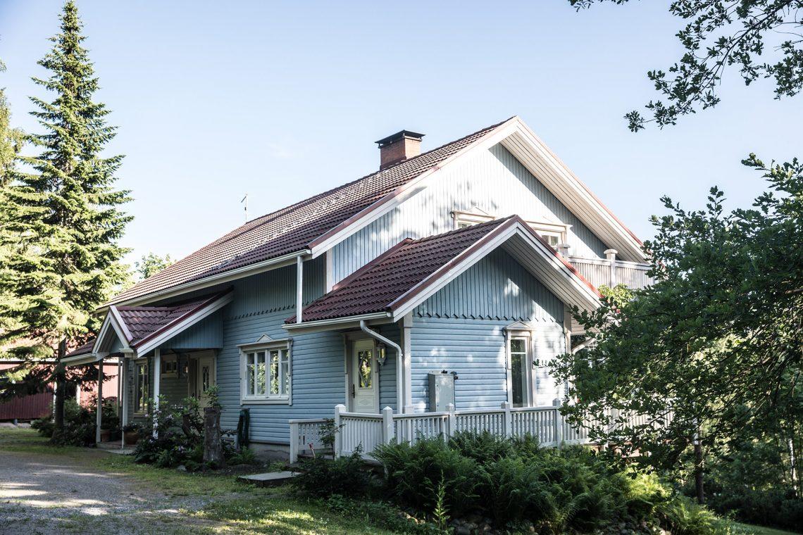 Tämän talon myyminen helpottui lauantaina olennaisesti, kun kiinteistönvälittäjä vähensi nollien määrää yhdellä.