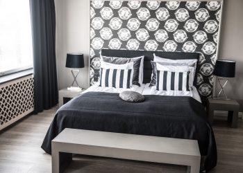 Pienessä hotellissa jokainen huone voi olla oma persoonallinen kokonaisuutensa.