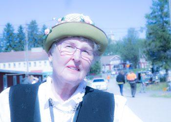 Sisukas Saila Ahonen.