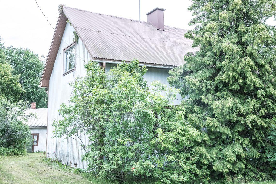 Tämä talo on ollut kaupan alle 20000 euron hintaan.