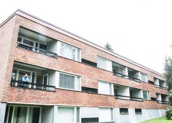 Hypoteekkiyhdistys on arvioinut vanhojen asuntojen rahoitusriskiä kahdeksan mittarin avulla. Aihekuva Sastamalasta.
