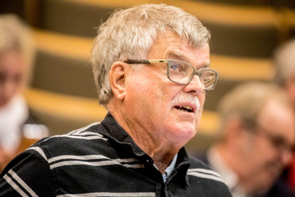 Valtuutettu Heikki Horila kaipasi päätöksentekoon loogisuutta.