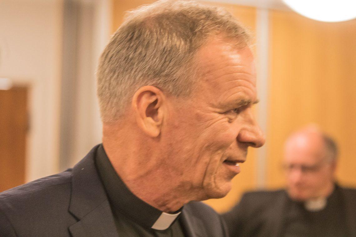 Sastamalan seurakunnan tuleva kirkkoherra Vesa Aurén.