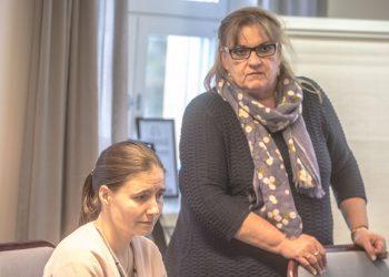 Hankekoordinaattori Taina Kaapu ja Sastamalan kaupungin työllisyyspalvelupäällikkö Tiina Leppämäki kertoivat pari päivää sitten seutukaupunkien hankkeesta, jonka tavoitteissa on paljon yhteistä työllisyyden uuden kuntakokeilun tavoitteiden kanssa.