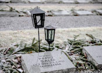 Korkeampi lyhty on yksi uusista lyhdyistä. Vanhat lyhdyt ovat matalampia. Korpraali Paavo Salo kaatui kotimaataan puolustaessaan Taipaleessa talvisodan viimeisenä päivänä. Taipale ja Summa olivat talvisodan kaksi keskeisintä taistelutannerta.