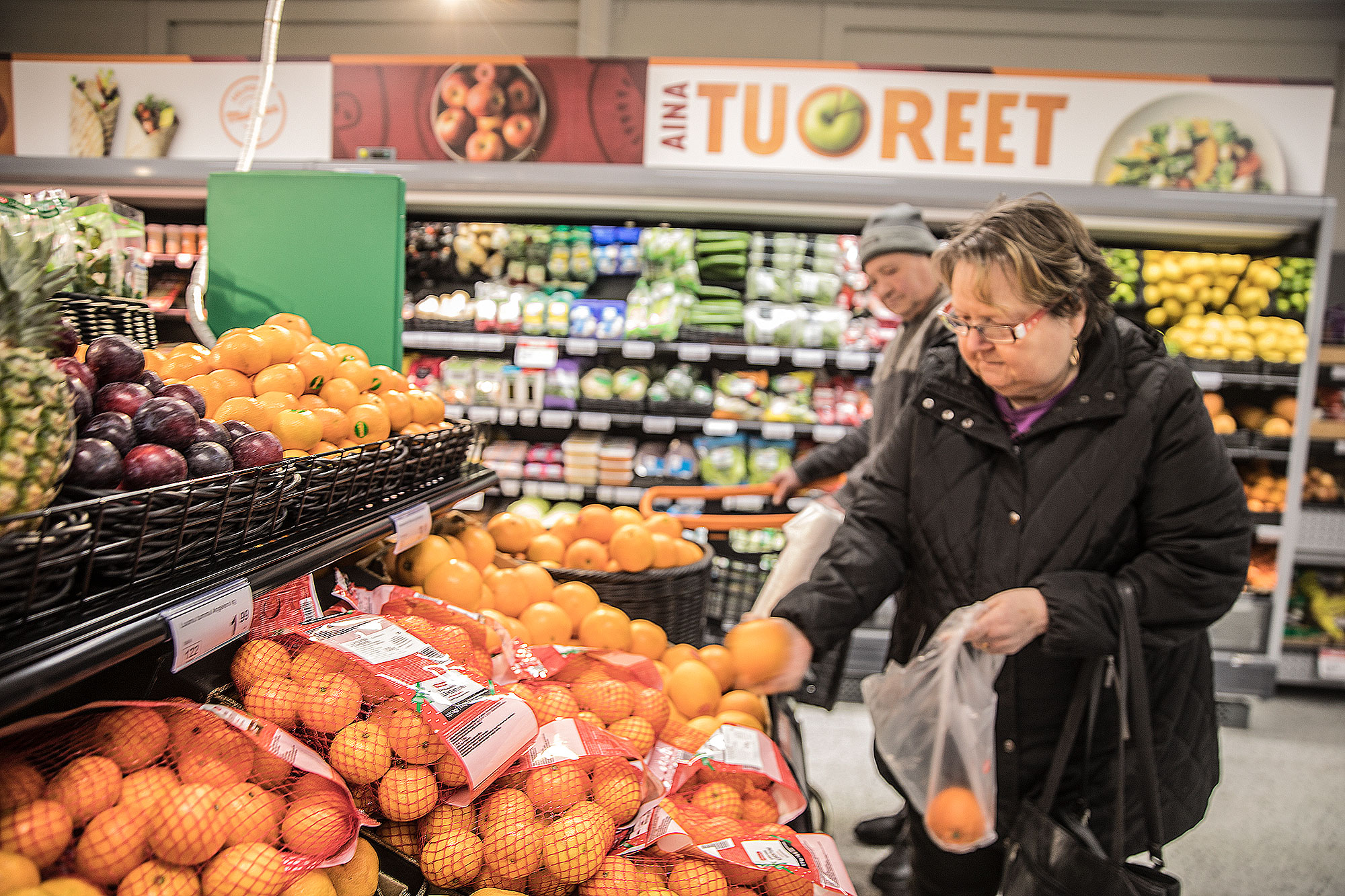 K-Market Mänttä
