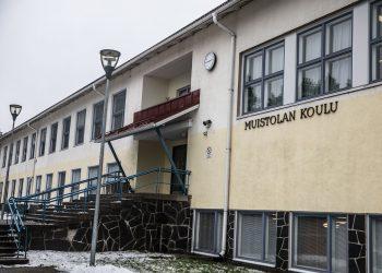 Muistolan koulu.
