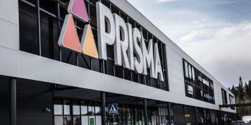 Kuvassa Nokian Prisma.