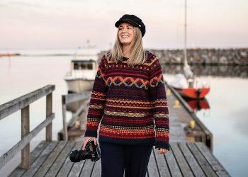 Ella Huhtanen. Kuva: Santeri Stenvall.